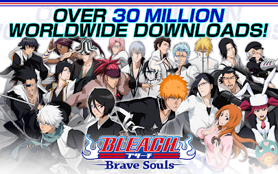 BLEACH Brave Souls APK screenshot thumbnail 14