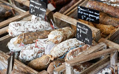 Продуктовый рынок в Экс-ан-Провансе - Рынки в Экс-ан-Провансе - традиционные барахолки, продуктовые и блошиные рынки. Время и место проведения рынков в Эксе. Что где купить в Эксе, путеводитель