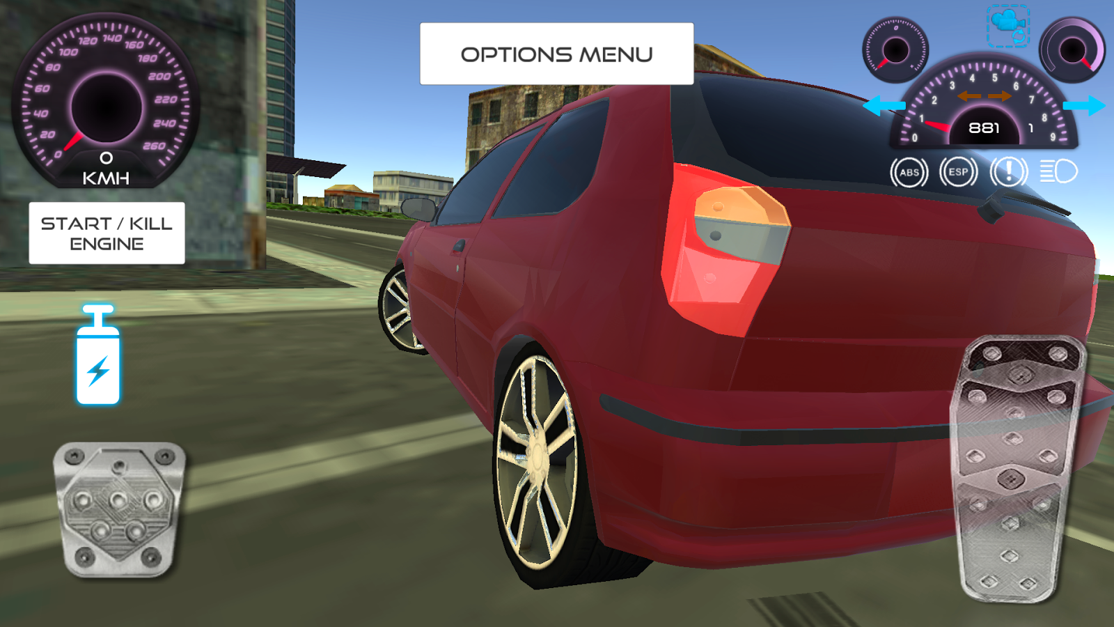 Palio Drift- screenshot