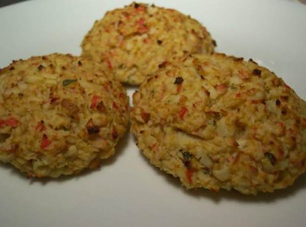 Local Baltimore Crab Cakes Recipe