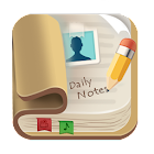 Daily Notes, Notepad, Notes icon