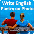 Write English Poetry On Photo icon
