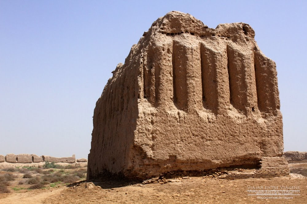 Visitar MERV, as ruínas de uma outrora pérola da Rota da Seda | Turquemenistão