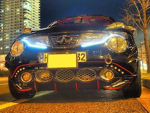 ジューク F15 のカスタム事例画像 神戸のやまちゃんさんの2020年01月30日21:27の投稿