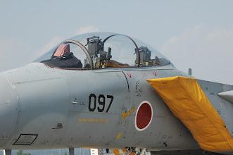 Photo: 航空自衛隊のF15を小松から飛ばしてきたそうです。