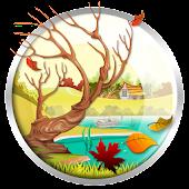 Seasons Autumn Live Wallpaper