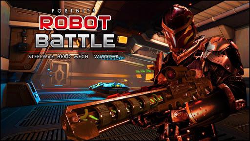Steel War Hero Mech Warrior FPS Shooter 1.0 screenshots 1