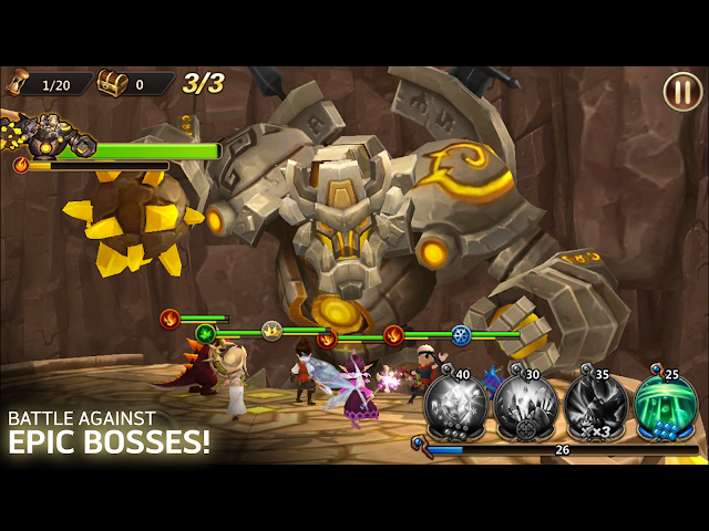 android Shards of Magic Screenshot 0