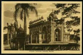 Photo: Victoria hall - Madras museum