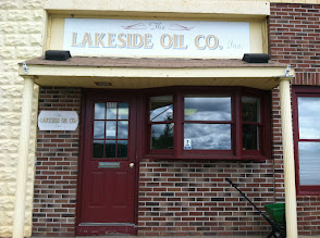 Photo: Lakeside Oil in Marlborough, MA proudly displaying their BBB Accreditation window decal