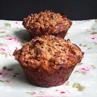 Granola and Apple Rye Muffins.