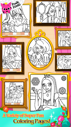 The Snow Queen Coloring Book