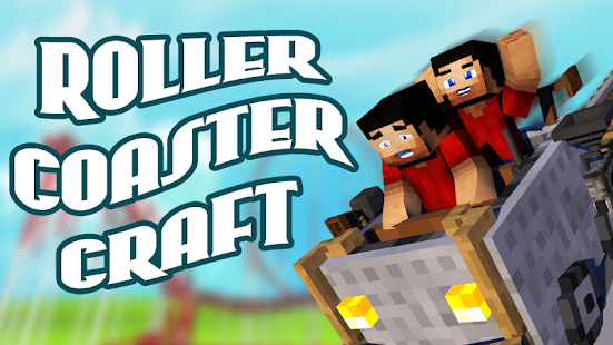Roller Coaster Craft for MCPE - náhled
