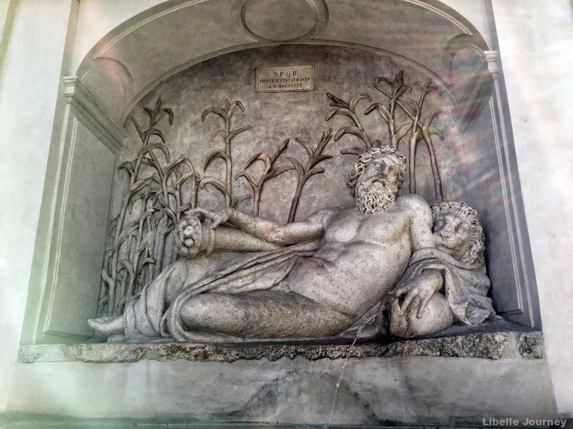 Четыре фонтана: Арно