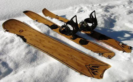 Verhuur Splitboards
