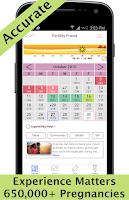 Screenshot of Fertility Friend Tracker
