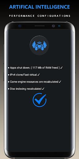 Game Booster Pro -x4 Power    GFX Tool    Lag Fix screenshot 8