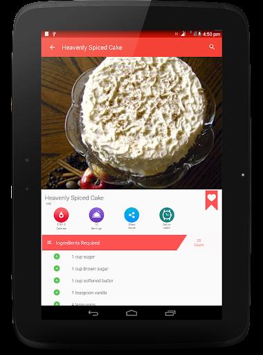 Cake Recipes 26.1.0 screenshots 13