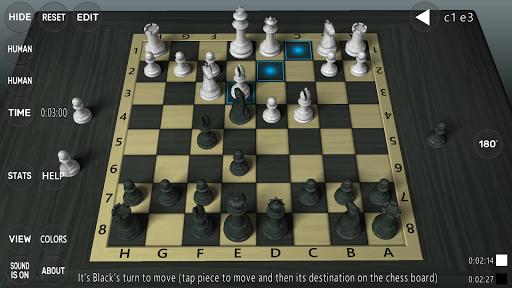 3D Chess Game 3.3.5.0 screenshots 3