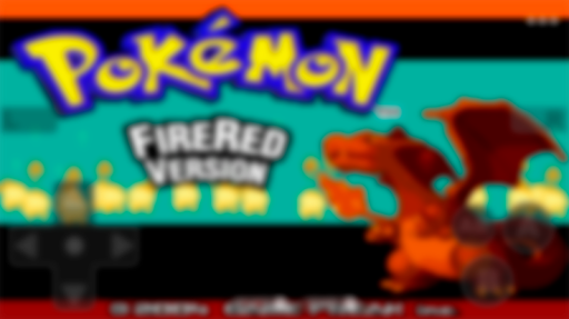 Fire Red version gba