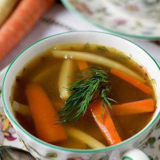 Holiday Chicken Soup