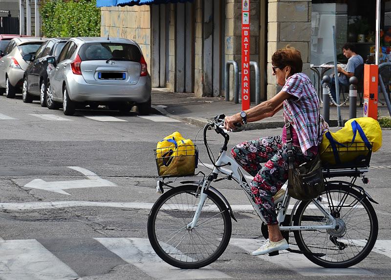 In bicicletta di Pablophoto