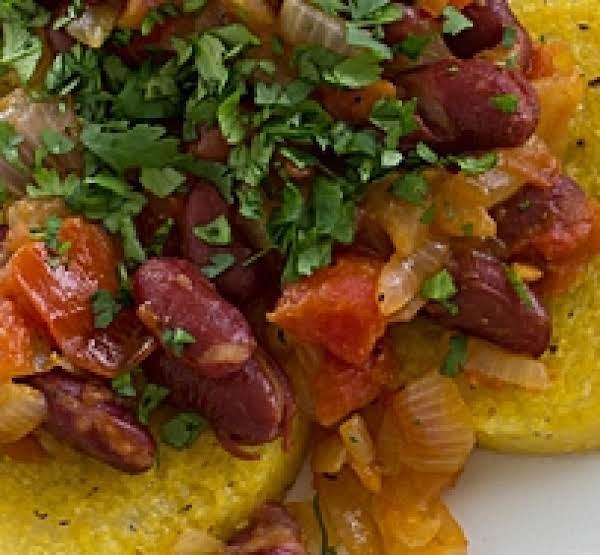 Mexican Polenta - Easy