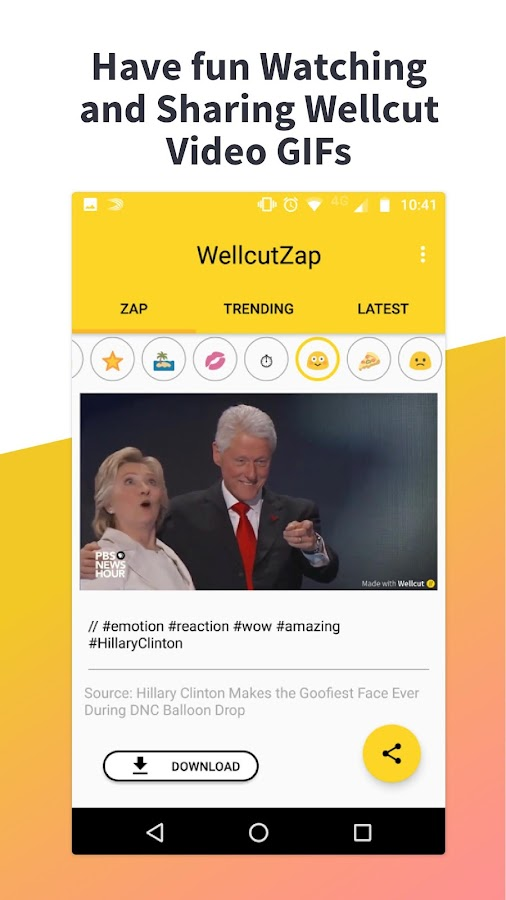 Wellcut Zap- screenshot