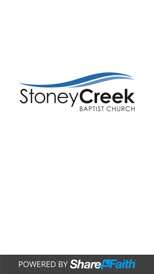 Stoney Creek Baptist Church- screenshot