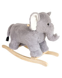 IN STOCK 2021-Plush rocker elephant
