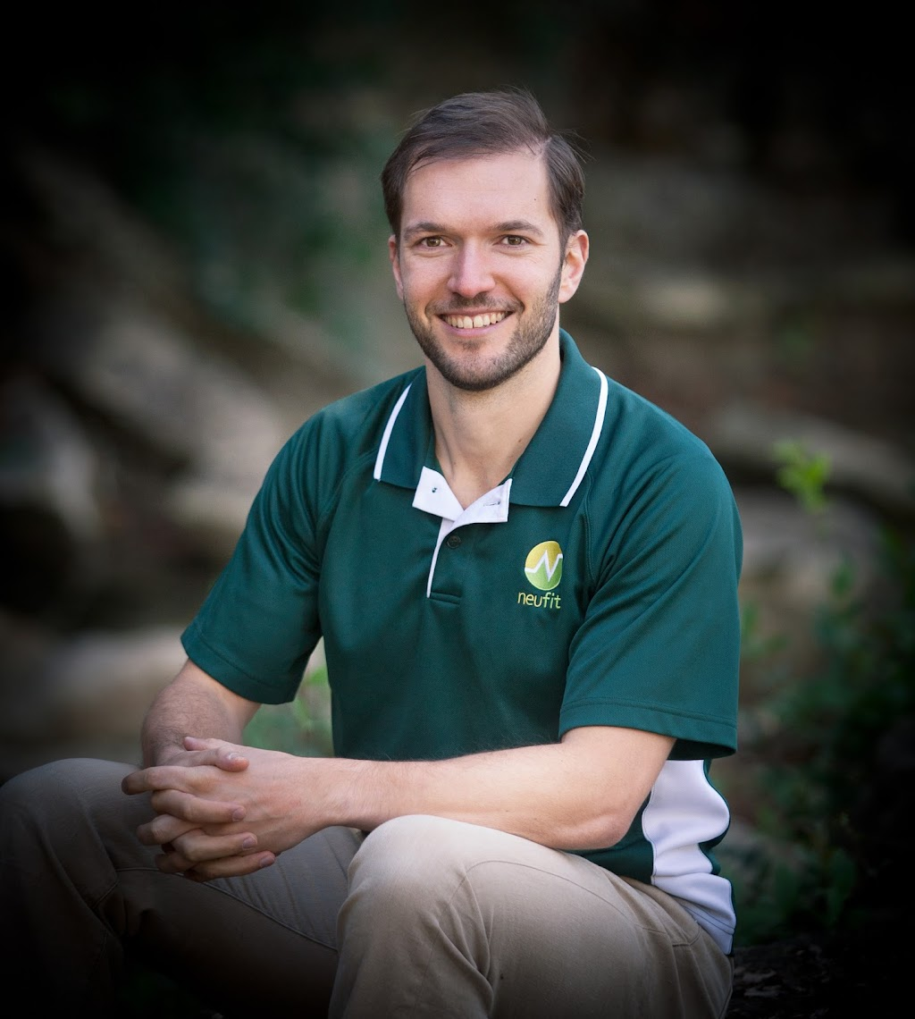 Garrett Salpeter, Founder of NEUFIT