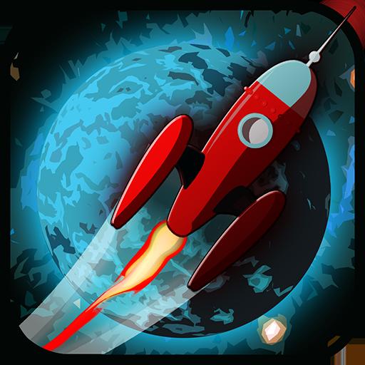Retro Rocket Rescue FREE