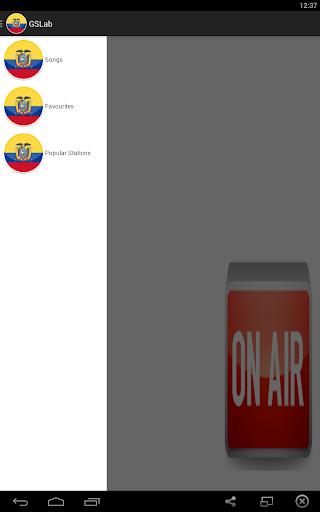Ecuador Songs