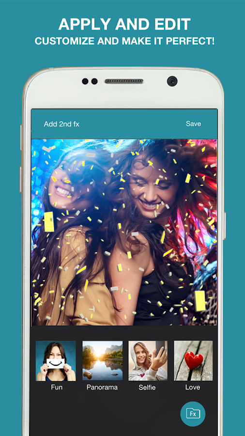 Lumyer - Photo & Selfie Editor- screenshot