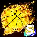 Splash Basketball Online icon