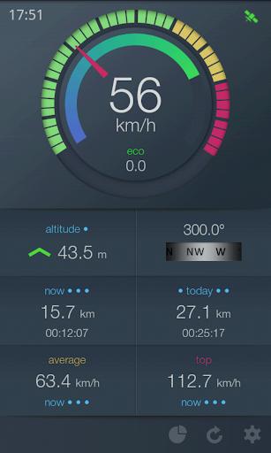 EcoDrive Free Speedometer screenshot 9