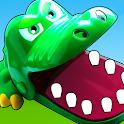 Dentist Crocodile icon