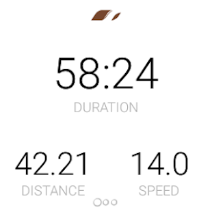 Runtastic Mountain Bike GPS Screenshot 11