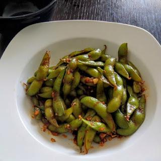 Spicy Edamame Recipes.