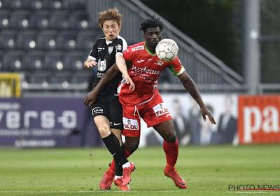 Rocky Bushiri zou dicht bij een transfer naar Norwich City staan