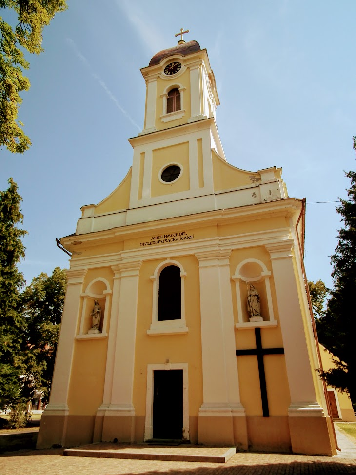 Barcs - Krisztus király rk. templom