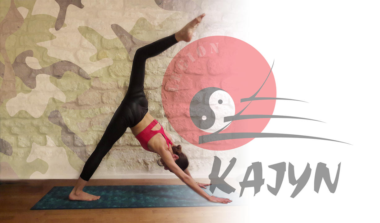 Caroll Elbaz professeur de Yoga Vinyasa