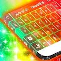 Helle Farben Tastatur icon