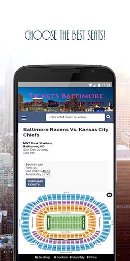 Baltimore Tickets