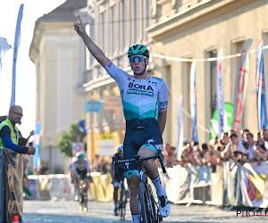 Pascal Ackermann vervolledigt hattrick in de Settimana Ciclista Italiana, Sep Vanmarcke voor derde keer derde