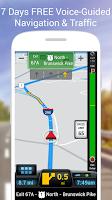 Screenshot of CoPilot GPS - Navigation App