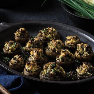 Stuffed Mushrooms Ground Pork Recipes