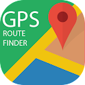 GPS Route Finder ☞ icon