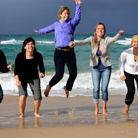 Jump by Luiz Michelini - People Group/Corporate