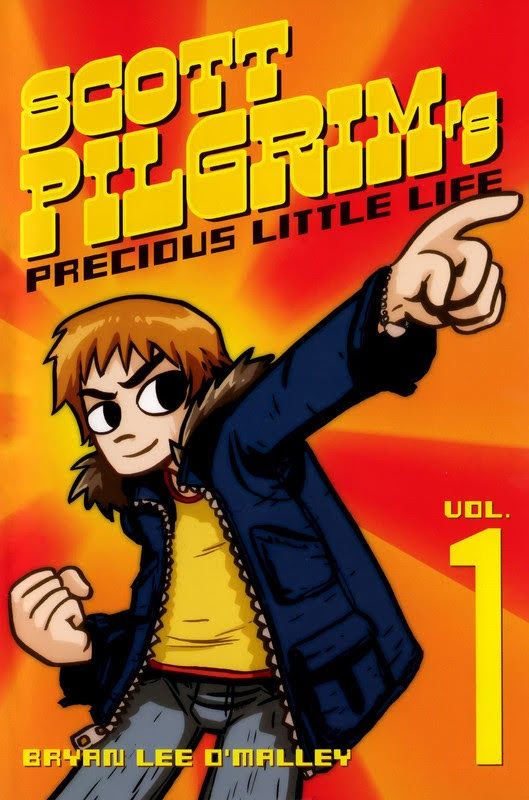 Scott Pilgrim (2004) - complete